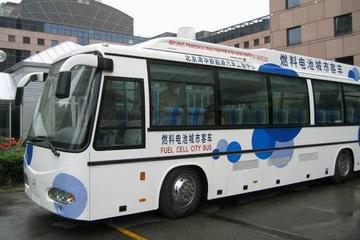 多家车企已生产燃料电池客车样品 但商业化尚远