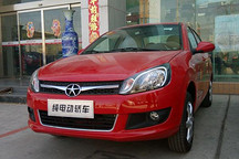 江淮iEV4在京开始预订 预计4月可提车