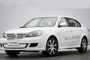 大众在华推进新能源车 将与一汽上汽联合开发