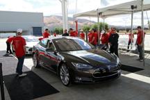 特斯拉为Model S新装三层防护罩 防止起火