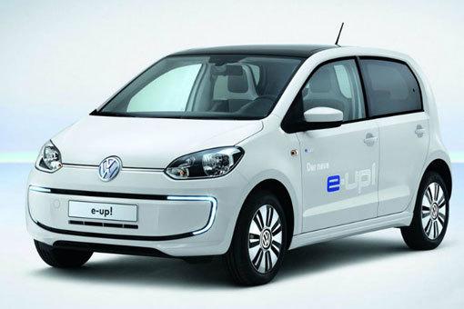 大众e-up电动汽车