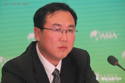 中国青年报汽车周刊主编武卫强