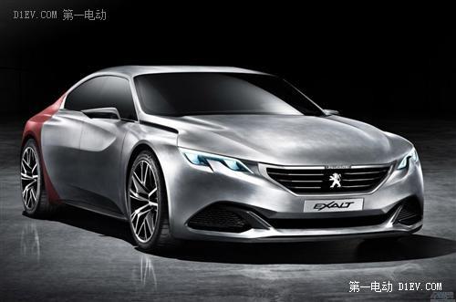 PSA将在北京车展发布Exalt概念车 搭载混动系统