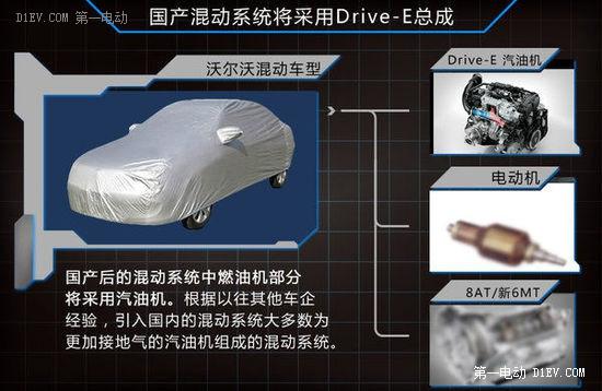 沃尔沃将国产混动技术 XC60等多车搭载