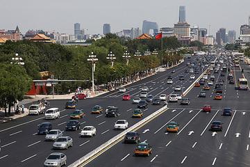 北京发布PM2.5来源 本地污染机动车居首