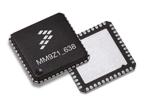 美国飞思卡尔公司发布电动车智能电池传感器