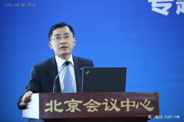 长安集团副总裁刘波