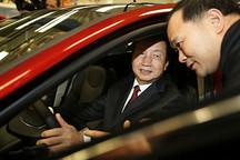 中国电动车推广有了新的领导人:马凯