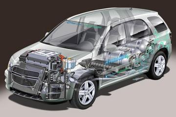 氢燃料电池一夜走火 上汽想隔代终结电动汽车