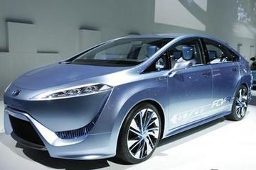 新能源路线大变局 氢燃料电池车2015年扎堆上市