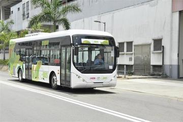 青年汽车集团与香港九龙巴士纯电动公交车签约