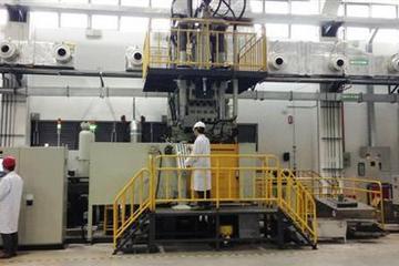 通用汽车再发力轻量化技术 推出镁合金立式挤压铸造机