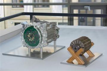 英飞凌等德企联合开发新型电动车电机 减重15%