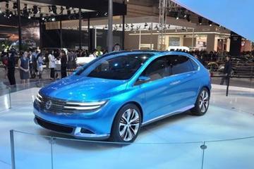 腾势电动车北京车展发布 首先在京沪深上市