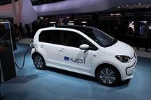 斯凯孚轴承配套大众首款纯电动车e-up!