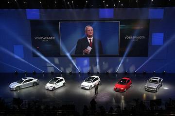大众2000万辆后掀起史上最大的电动车行动
