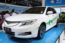 体验欧朗EV纯电动车 动力够用/舒适性好