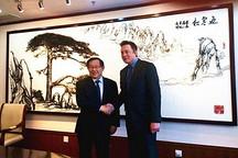 万钢苗圩会见特斯拉马斯克 促电动汽车产业在中国发展