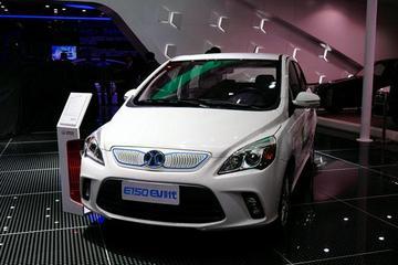 北京车展电动车解析之北汽E150EV二代和绅宝EV