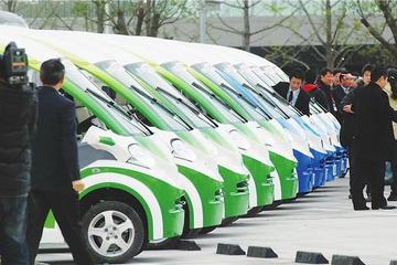 北京首次新能源车摇号十人九中