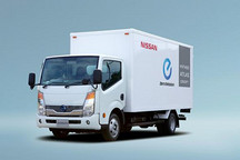 日产研发E-NT400电动卡车 30分钟可充电80%