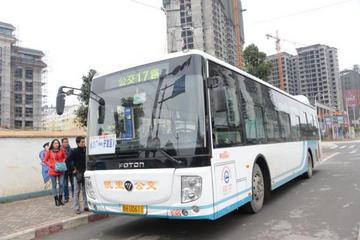 贵州省计划今明两年推广新能源汽车5000辆