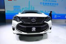 2014北京车展中外车企新能源战略规划全览