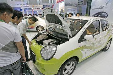 宁波新能源汽车今年销量激增 只等补贴政策落地