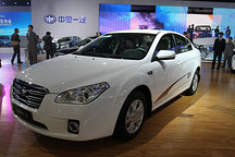 产品投放迟至下半年 一汽新能源车进京不易