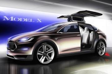 特斯拉 Model X再延上市 因电池供货紧张