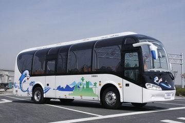 中小型纯电动客车成发展趋势 宇通、福田推出新品