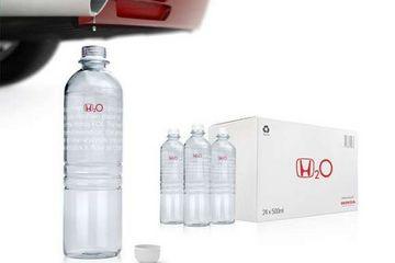 你知道嘛? 氢燃料电池车排放的水可以喝!