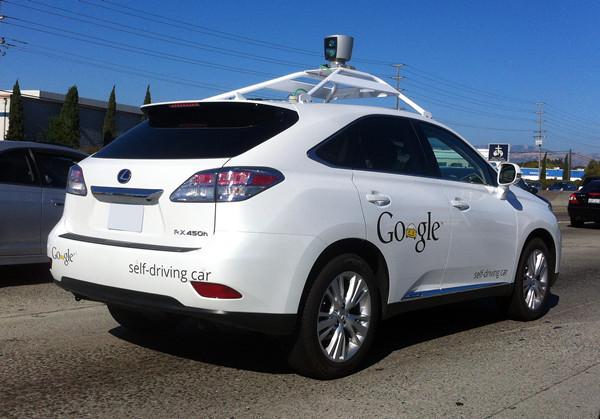 谷歌无人驾驶汽车内部揭秘