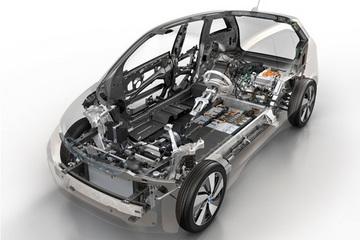 不学宝马i3 日本车企消极使用碳纤维