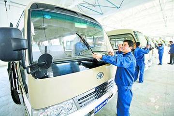 """河南省公交2015年要用""""河南造""""电动汽车"""