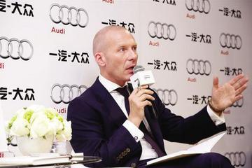 奥迪薄石:插电式混动技术最适合中国市场