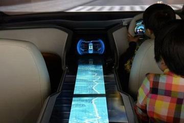 北京车展你没注意的新技术:互联驾驶,人机交互……