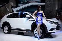 北京车展 E3馆解读全新比亚迪唐