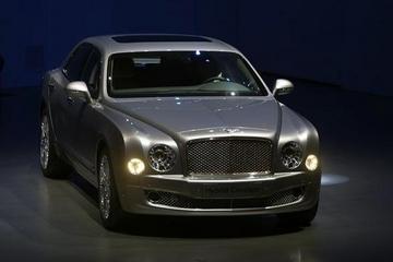 2020年宾利超90%车型将搭混动系统