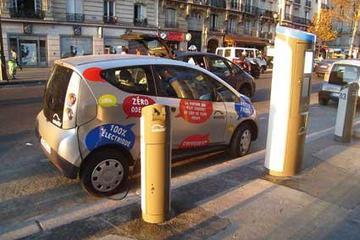 法国议会通过关于建立电动汽车充电站法案