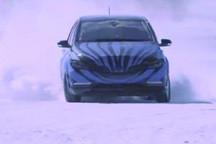 腾势电动车雪地沙漠测试