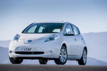 日产2017年推新一代聆风电动车 里程或达300公里