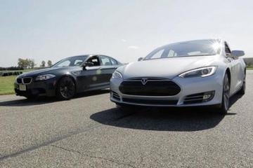 宝马或推新车竞争特斯拉第三代电动车