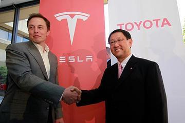 特斯拉与丰田合作将结束 有望续约