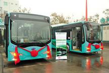 西安公务用车公交车优先推广新能源汽车