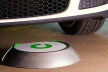 清华大学研发无线充电公路 让新能源车边行驶边充电