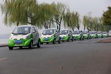 """""""微公交""""寻求中国电动汽车产业困局新突破"""