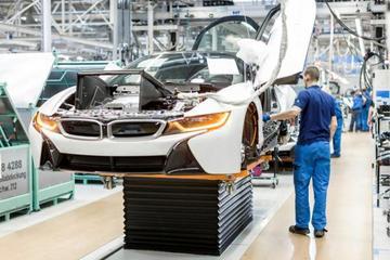9000吨/年 宝马碳纤维件产能将提高三倍
