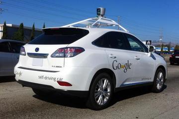 装置比车贵 谷歌无人驾驶汽车内部揭秘