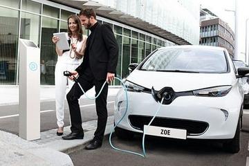 法国4月电动汽车销量  雷诺日产独霸前两位